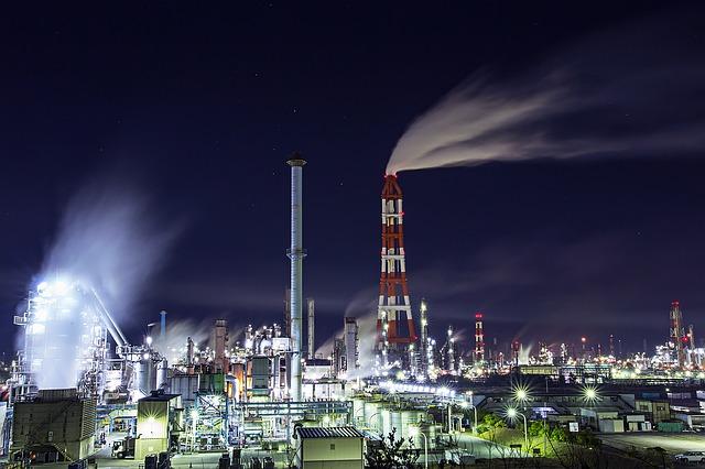 Riqualificazione polo industriale Sulcis - Foto rappresentativa.