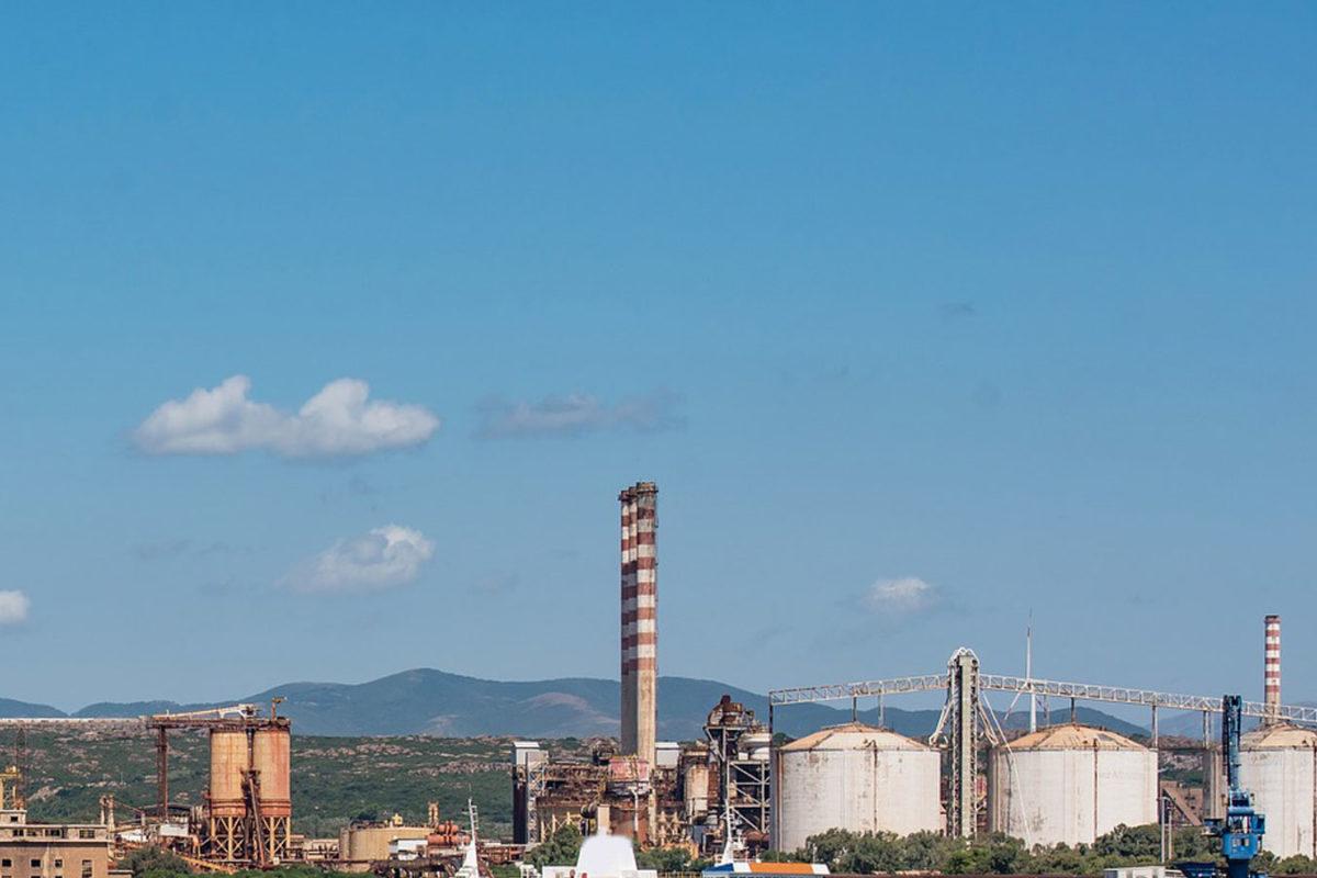 Il destino del polo industriale del Sulcis-Iglesiente